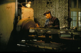 Machine Operator Tangshan Works