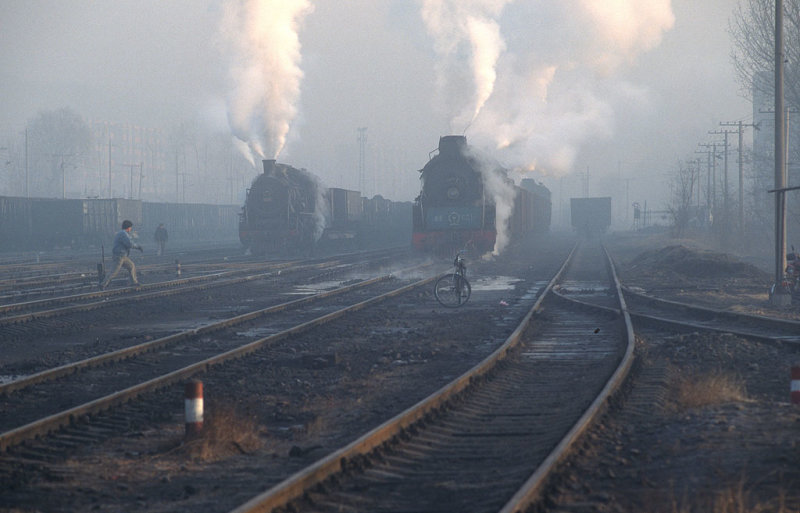 Chengde Steelworks branch Stabling point