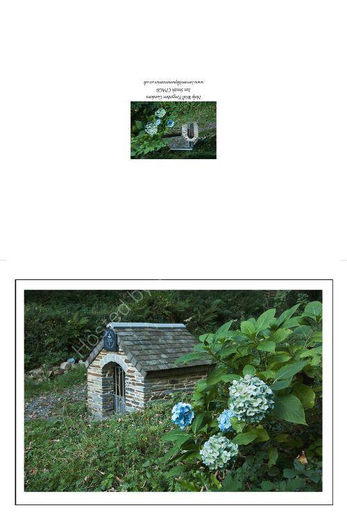 Holy Well Forgotten Gardens Lewtrenchard Devon