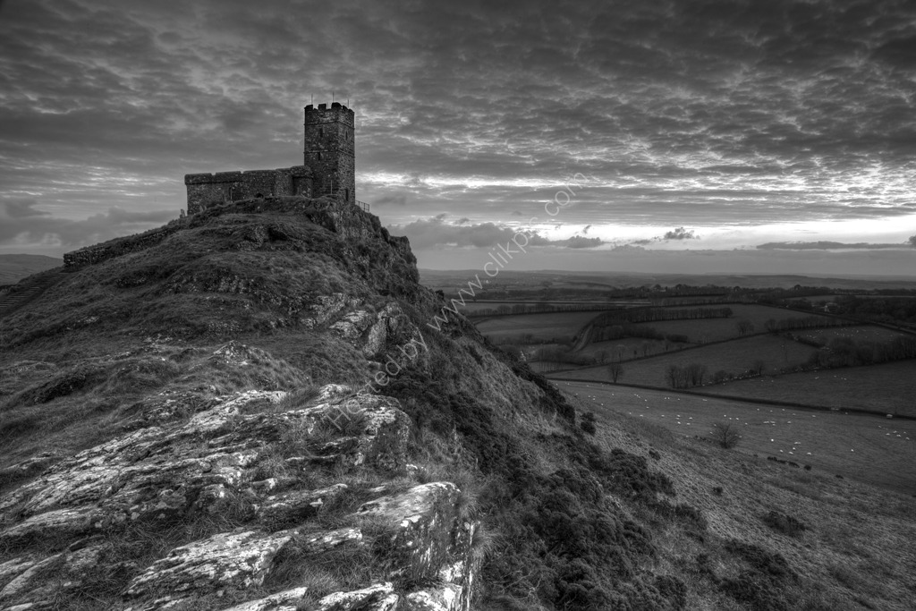 Brentor Church Devon