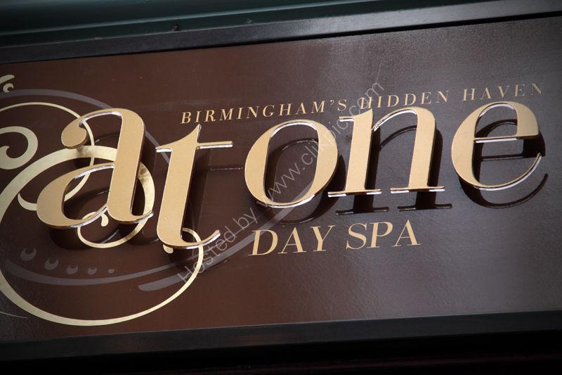 Day Spa Shop Frontage Birmingham