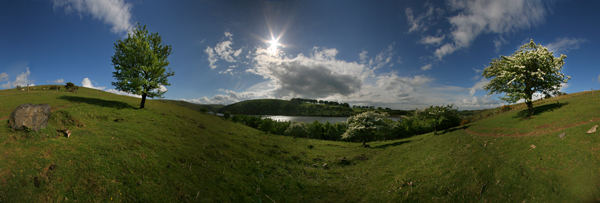 Meldon Reservoir Devon