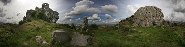 Roche Rock Cornwall