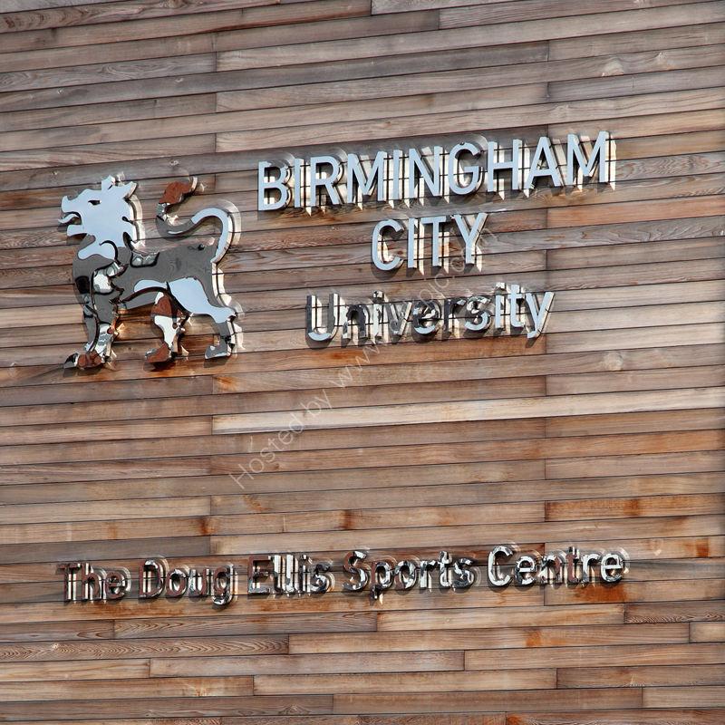 Doug Ellis Sports Centre Birmingham