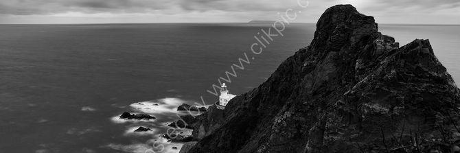 Trinity Lighthouse Hartland Point Devon