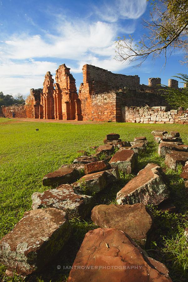 Jesuit Ruins of San Ignacio Mini, Argentina