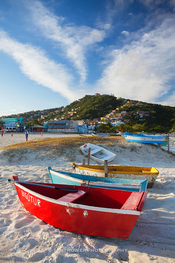 Beach at Arraial do Cabo, Brazil