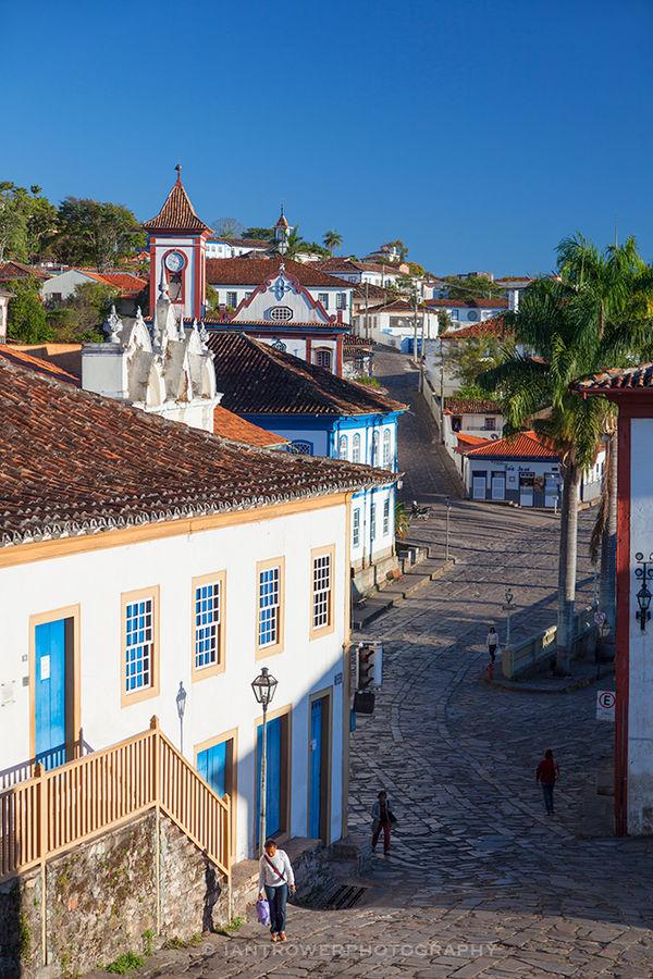 Colonial architecture of Diamantina, Brazil