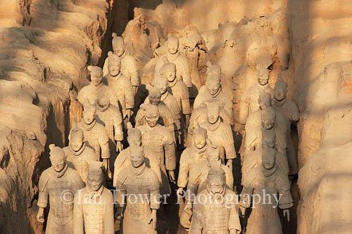 Terracotta Warriors, Xian, Shaanxi