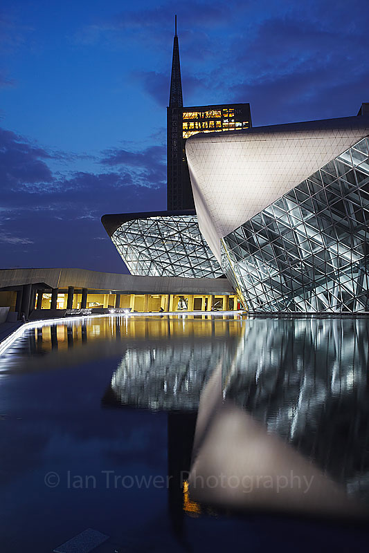 Guangzhou Opera House, China