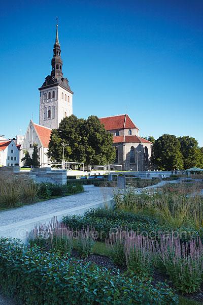 Niguliste Church, Tallinn