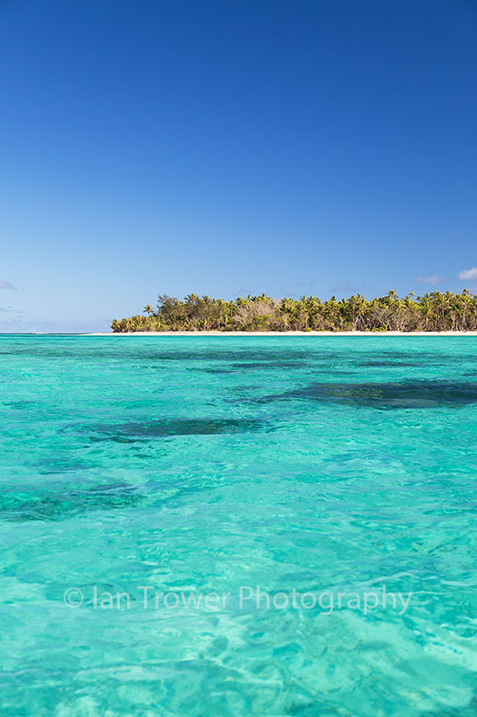 Tavewa Island, Blue Lagoon, Yasawa Islands