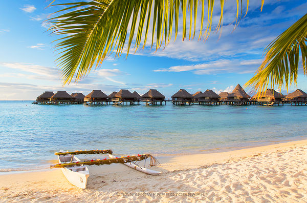 Hilton Moorea Lagoon Resort and Spa, Moorea, French Polynesia