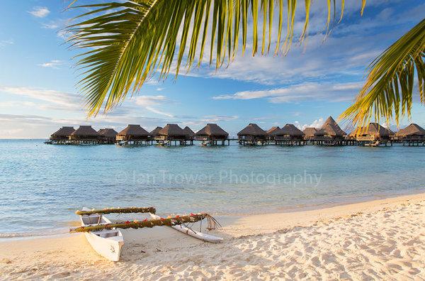 Hilton Mo'orea Lagoon Resort Hotel, Moorea, French Polynesia
