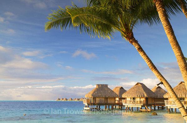 Villas on Bora Bora