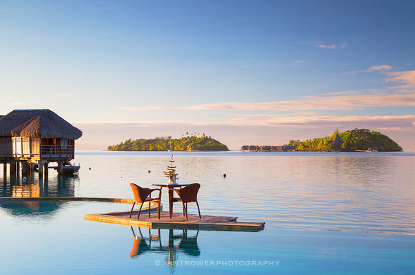 Sofitel Hotel Bora Bora, French Polynesia