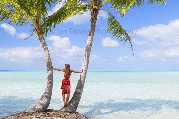 Blue Lagoon, Fakarava, French Polynesia