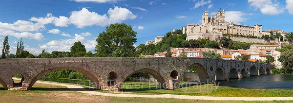 Pont Vieux, Beziers, France