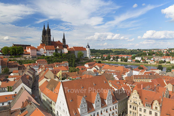 View of Meissen
