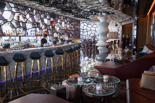 Ozone Bar, Ritz Carlton, ICC, Hong Kong