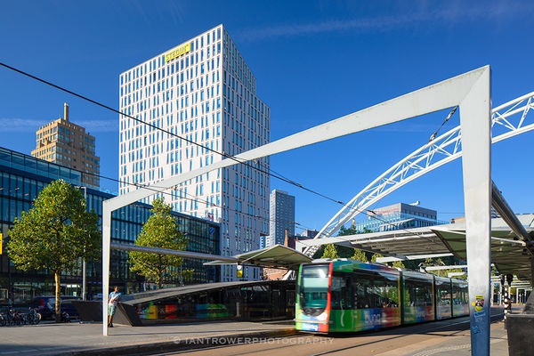 Blaak Station, Rotterdam, Netherlands