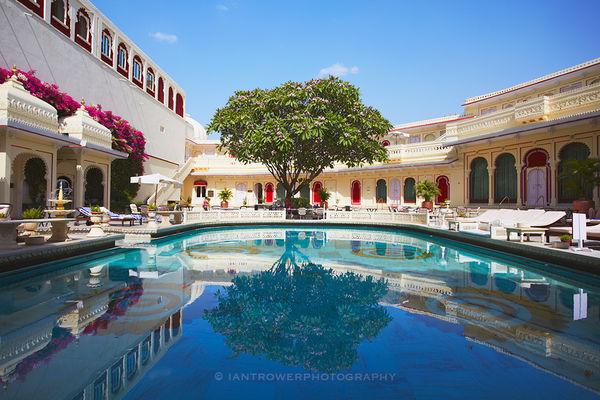 Shiv Niwas Palace, Udaipur, India