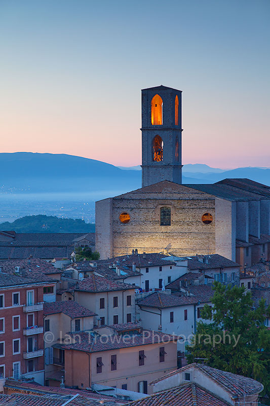 Church of San Domenico, Perugia