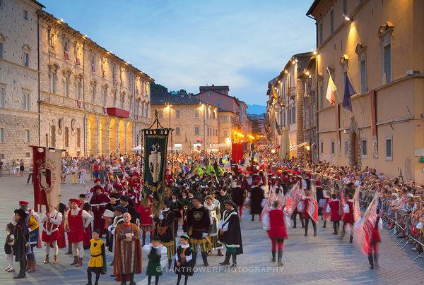 La Quintana festival, Ascoli Piceno, Le Marche, Italy