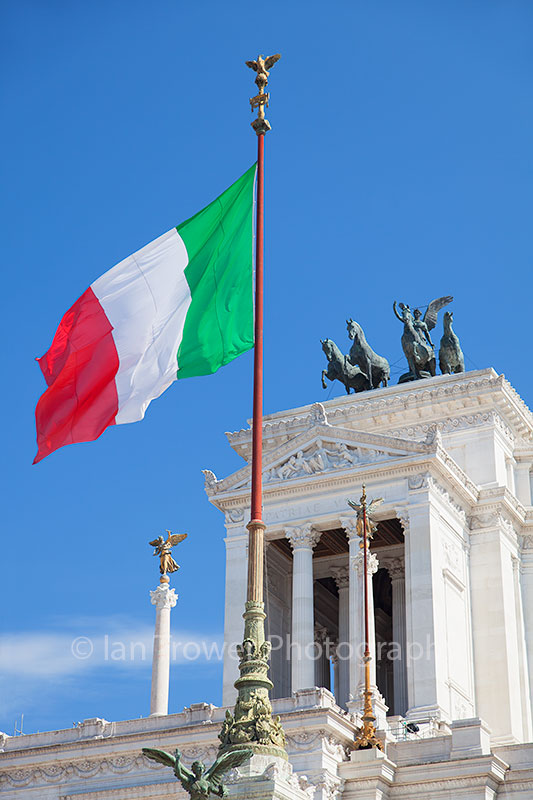 National Monument to Victor Emmanuel II, Rome