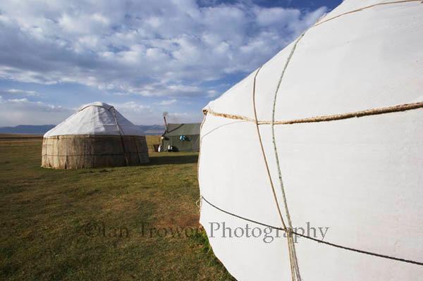Yurts, Song-Kul