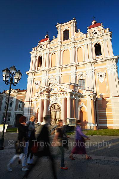 St Casimir's Church, Vilnius