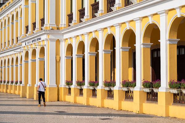 Colonial architecture, Macau