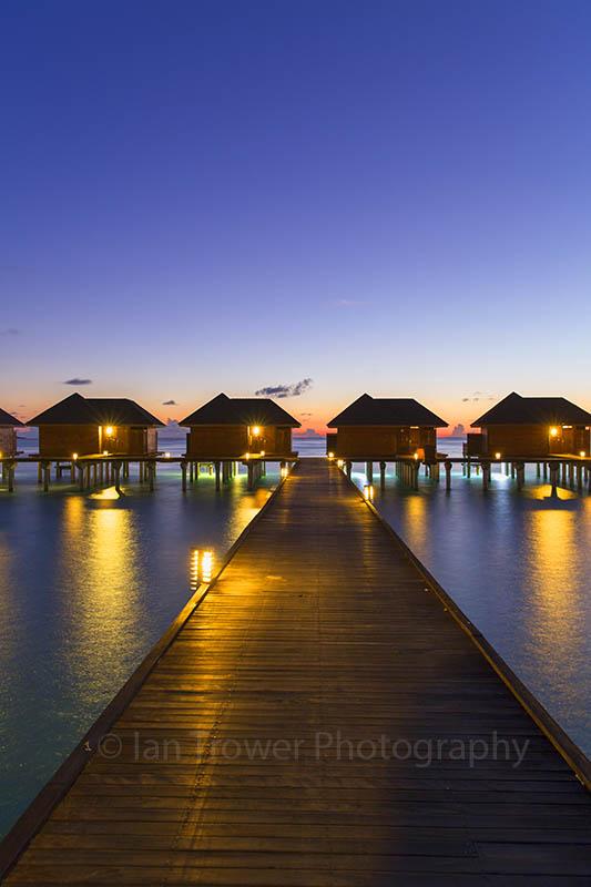 Villas at Olhuveli Resort, Maldives
