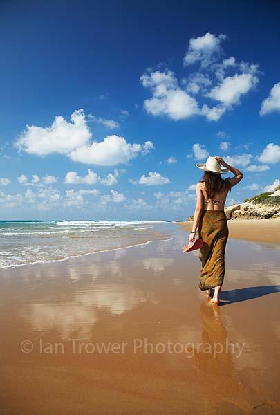 Tofo beach, Mozambique