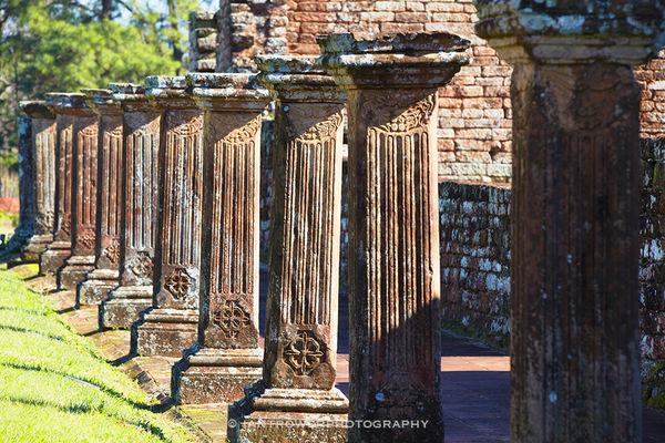 Jesuit Ruins of Trinidad, Paraguay