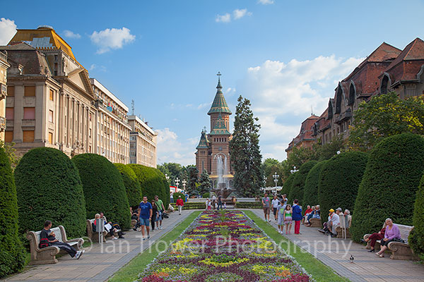 Metropolitan Cathedral, Timisoara