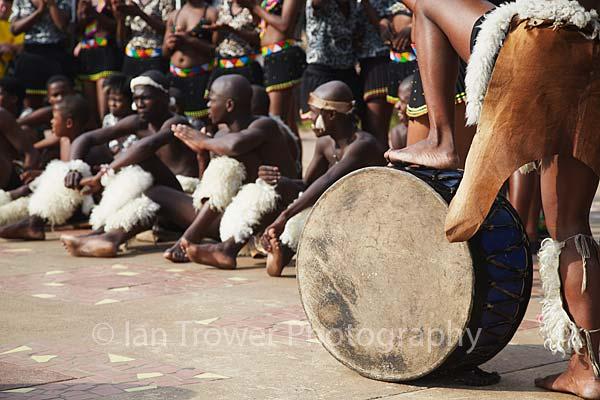 Zulu dance, Durban