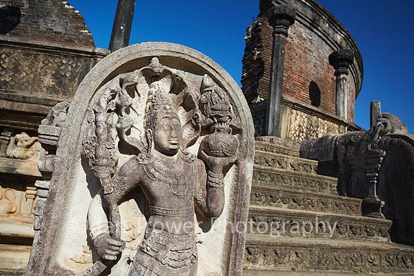 Vatadage, Quadrangle, Polonnaruwa