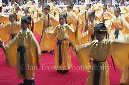 Confucius Temple Ceremony, Teacher's Day, Taichung