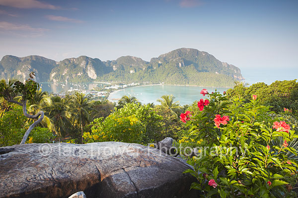 Ko Phi Phi Don At Dawn