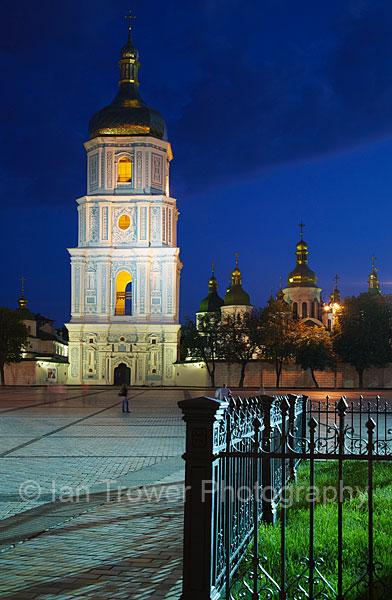 St Sophia's Cathedral, Kiev