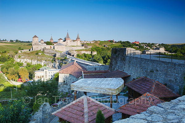View Of Old Castle, Kamyanets-Podilsky