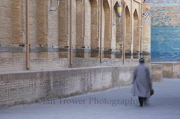 On The Way To Morning Prayer, Khiva
