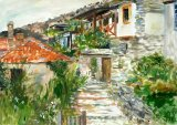 Paintings of Thassos, Greece