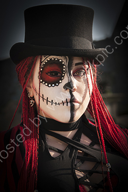 1st. Whitby goth