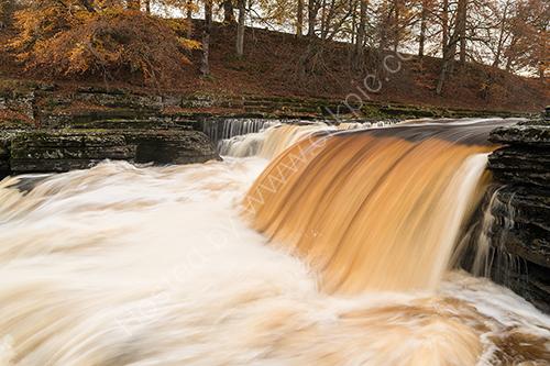 2nd. Lower Aysgarth Falls