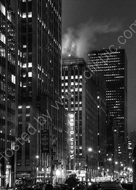 3rd. Radio City NYC