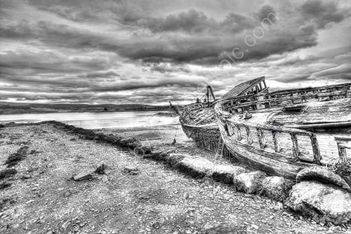 HC, Isle of Mull