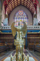 HC Ushaw College Chapel Harry McAtominey