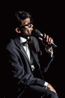 Sammy Davis Jr tribute act